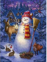 Shimaier 500ピース クリスマスパズル クリスマスプレゼントマイクロピース