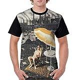 maichengxuan Supertramp - Camiseta de manga corta para hombre