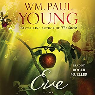 Eve audiobook cover art