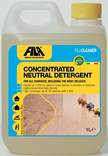 Detergente per Pavimenti Fila art. Filacleaner 1 litro.