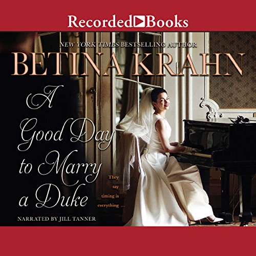 A Good Day to Marry a Duke cover art