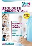 Sup Foucher'infirmier Biologie Fondamentale UE 2.1 - 2e édition