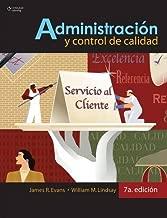 Administracion y control de la calidad/ Management and Quality Control (Spanish Edition)