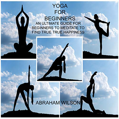 Yoga for Beginners: A Yoga Bible with Different Poses and Postures for Stress Relief and Weight Loss audiobook cover art