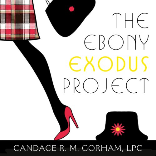 The Ebony Exodus Project audiobook cover art