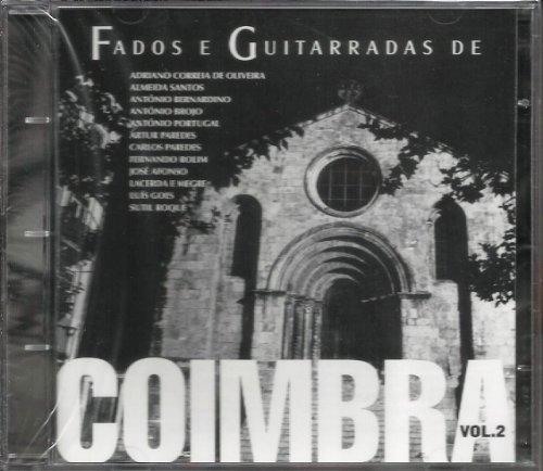 Fados E Guitarradas De Coimbra Vol. 2 [2CD] 2001
