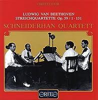 String Quartet Op. 59/1, 131 by LUDWIG VAN BEETHOVEN (1993-03-30)