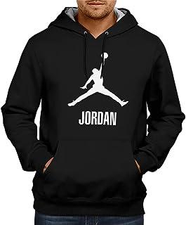 CupidStore Basketball Sweatshirt Jordan Hoodie Sweatshirt Cotton Red Blue Black Hoodies for Mens Jordan Hoodie for Men