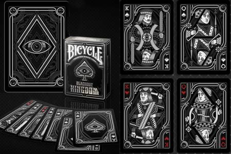 Gamblers Warehouse Jeu Bicycle Blackout Kingdom