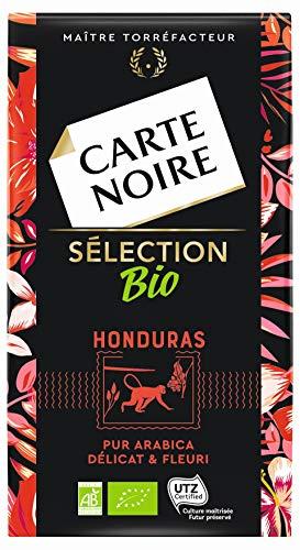 Carte Noire Honduras Café Torréfié Moulu Biologique Pur Arabica - 250 g