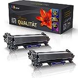 2X 123Color Tonerkartuschen kompatibel für Brother MFC-L 2710 DN MFC-L 2710 DW MFC-L 2712 DN MFC-L 2712 DW TN 2420 TN-2420 TN2420 Black Schwarz - Office Print Serie