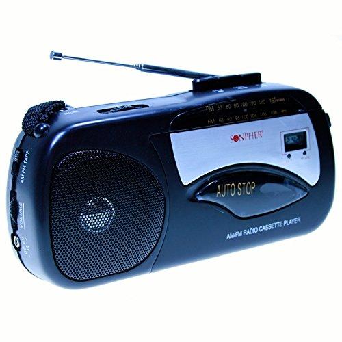 Sonpher SHC-300 - Radio Cassette Altavoz Incorporado