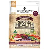 Ivory Coat Grain Free Lamb and Kangaroo Dog Food, Adult and Senior, 2kg
