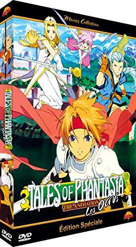 Tales of Phantasia : The Animation - Les OAVs - Edition Gold