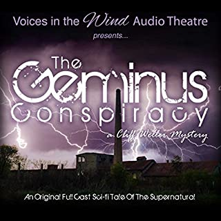 The Geminus Conspiracy audiobook cover art