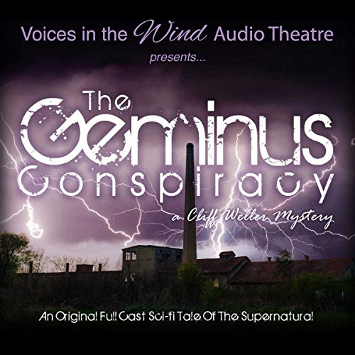 The Geminus Conspiracy  By  cover art
