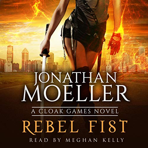 Rebel Fist cover art