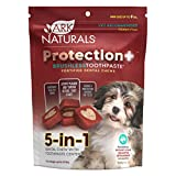 ARK NATURALS Protection+ Brushless Toothpaste Dental Chews for Mini Breeds