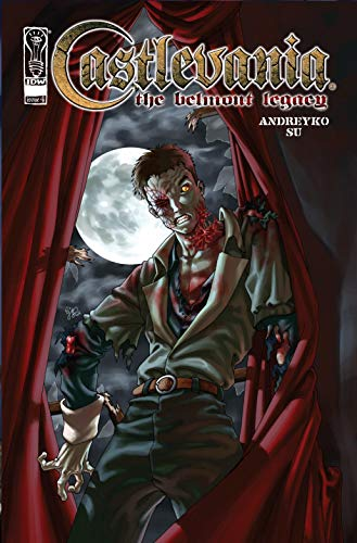 Castlevania #4: The Belmont Legacy (Castlevania: The Belmont Legacy) (English Edition)