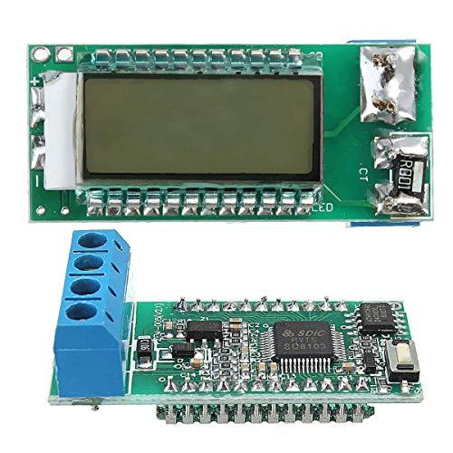 Yongenee 5pcs 18650 26650 Li-Ion Capacidad de la batería de Litio Capacidad Tester LCD Contador del Voltaje Actual módulo de medición de