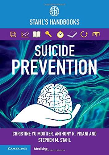 Suicide Prevention: Stahl's Handbooks