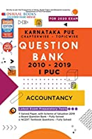 Oswaal Karnataka PUE Solved Papers I PUC Accountancy Chapterwise & Topicwise (For March 2020 Exam)