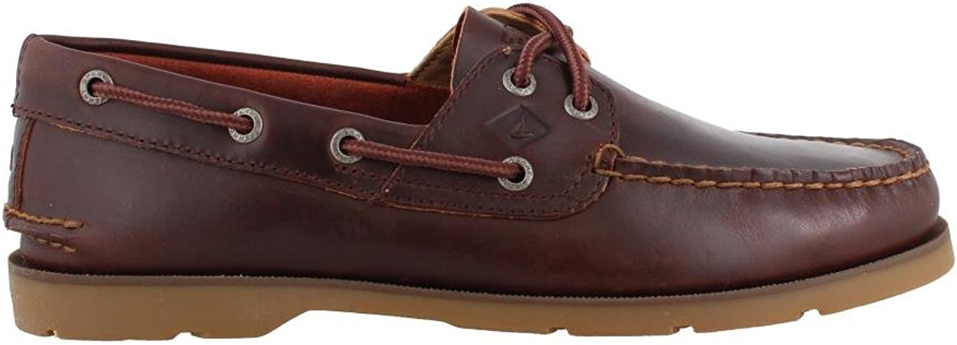Sperry Men& 39;s Leeward 2-Eye Boat chaussures