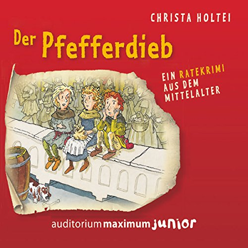 Der Pfefferdieb     Ein Ratekrimi aus dem Mittelalter              By:                                                                                                                                 Christa Holtei                               Narrated by:                                                                                                                                 Thomas Piper                      Length: 2 hrs and 37 mins     Not rated yet     Overall 0.0