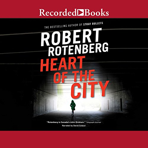 Heart of the City audiobook cover art