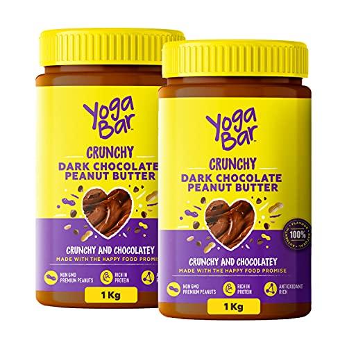 Yogabar Crunchy Peanut Butter