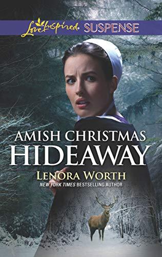 Amish Christmas Hideaway (Love Inspired Suspense)