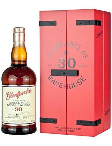 Glenfarclas 30 Years Old + GB 43% Vol. 0,7 l