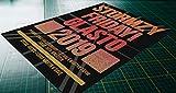 Dibbs Clothing Stormzy Postpress-Stil Glastonbury Headline