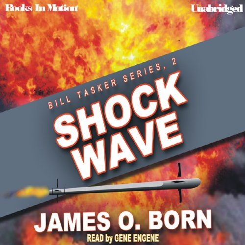 Shock Wave audiobook cover art
