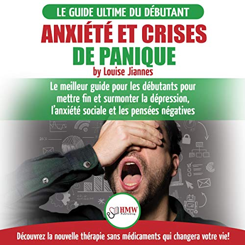『Anxiété et crises de panique [Anxiety and Panic Attacks]』のカバーアート