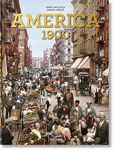 America 1900 (Multilingual Edition)
