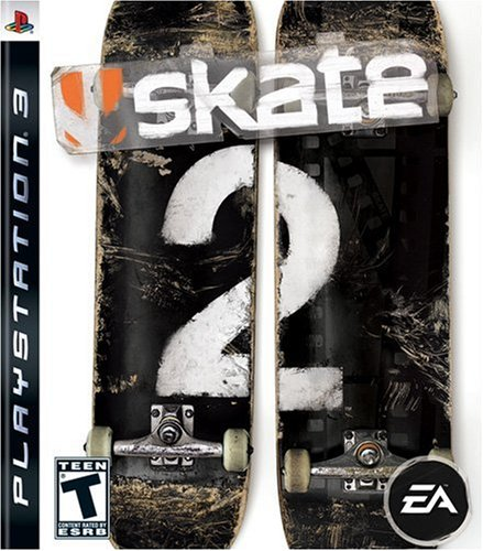 Electronic Arts  Skate 2, PS3