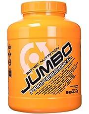 Scitec Nutrition Gainer Jumbo Professional, framboos, 3240 g