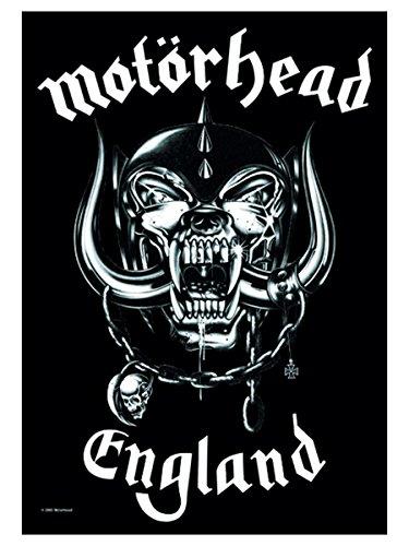 armardi Motörhead Poster Fahne England