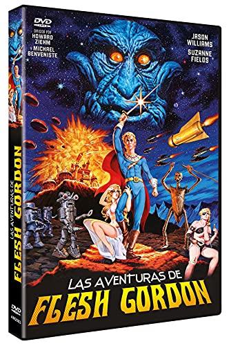 Las Aventuras De Flesh Gordon (DVD)