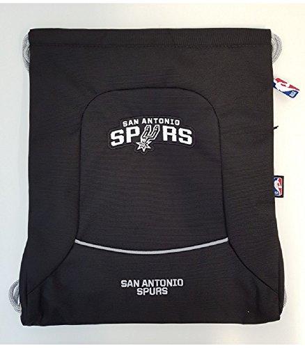 NBA Rucksack Kordelzug Panini-58503, San Antonio Spurs