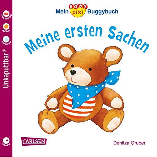 Baby Pixi (unkaputtbar) 67: Mein Baby-Pixi-Buggybuch: Meine ersten Sachen (67)