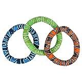 Aquatics Tauchring Dive Ring Set, Mehrfarbig, 49026 -