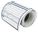 PKA 16413 - Rollo con 200 etiquetas'Envío'