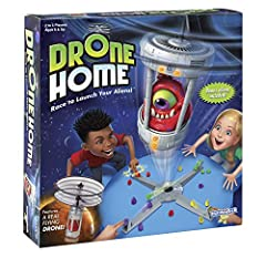 Race to launch your aliens down the ramps and land inside the drone! There's a delay once you make it in, so others can knock you out! If you stay in and your alien escapes when the drone lifts off, you're one step closer to winning! Get rid of all y...