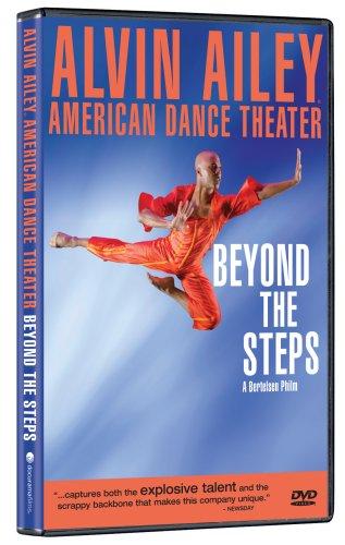 Alvin Ailey American Dance Theater: Beyond Steps [DVD] [Region 1] [NTSC] [US Import]