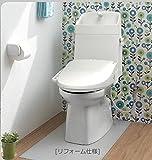 ジャニス工業 トイレ 便器+タンク+温水洗浄便座セット BM BMC8020RGA BW1 排水芯:床排水リモデル305mm~540mm 色:ホワイト