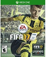 FIFA 17 For Xbox One | Featuring FIFA 17 Ultimate Team | EA Sport's | Electronic Art's| Legends Edition| Rated Everyone| Soccer | Single Player/Multi-Player Mode| Game Is In English & Spanish.