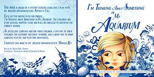 I'm Thinking About Something In My Aquarium (I'm Thinking About Something In My... Book 5) (English Edition)
