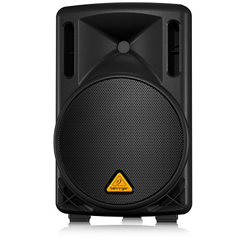 Behringer Eurolive B210D Active 200-Watt 2-Way PA Speaker System,Black